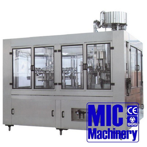 MIC-24-24-8 Micmachinery mineral water plant machinery cost