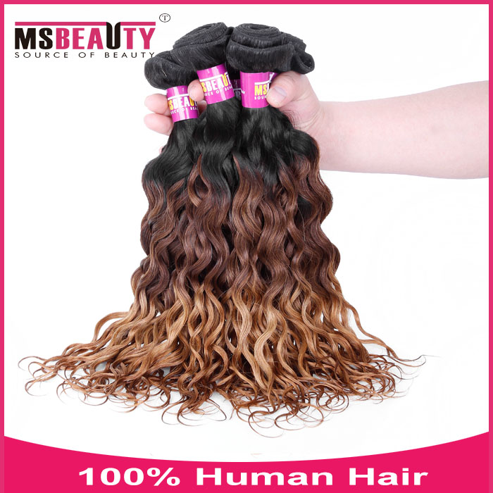100% full cuticle natural curly wave wholesale raw unprocessed virgin indian hair