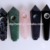 2019 hand made new raw crystal wands cigarette holder wand crystal  for sale /raw crystal wands
