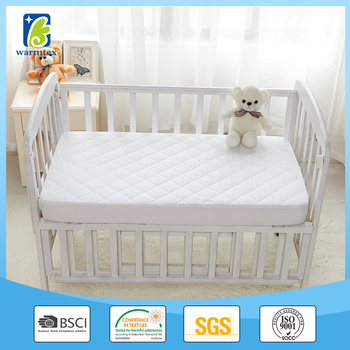 Pad Pack N Play Crib Mattress Cover Fits All Baby Portable Cribs Mini