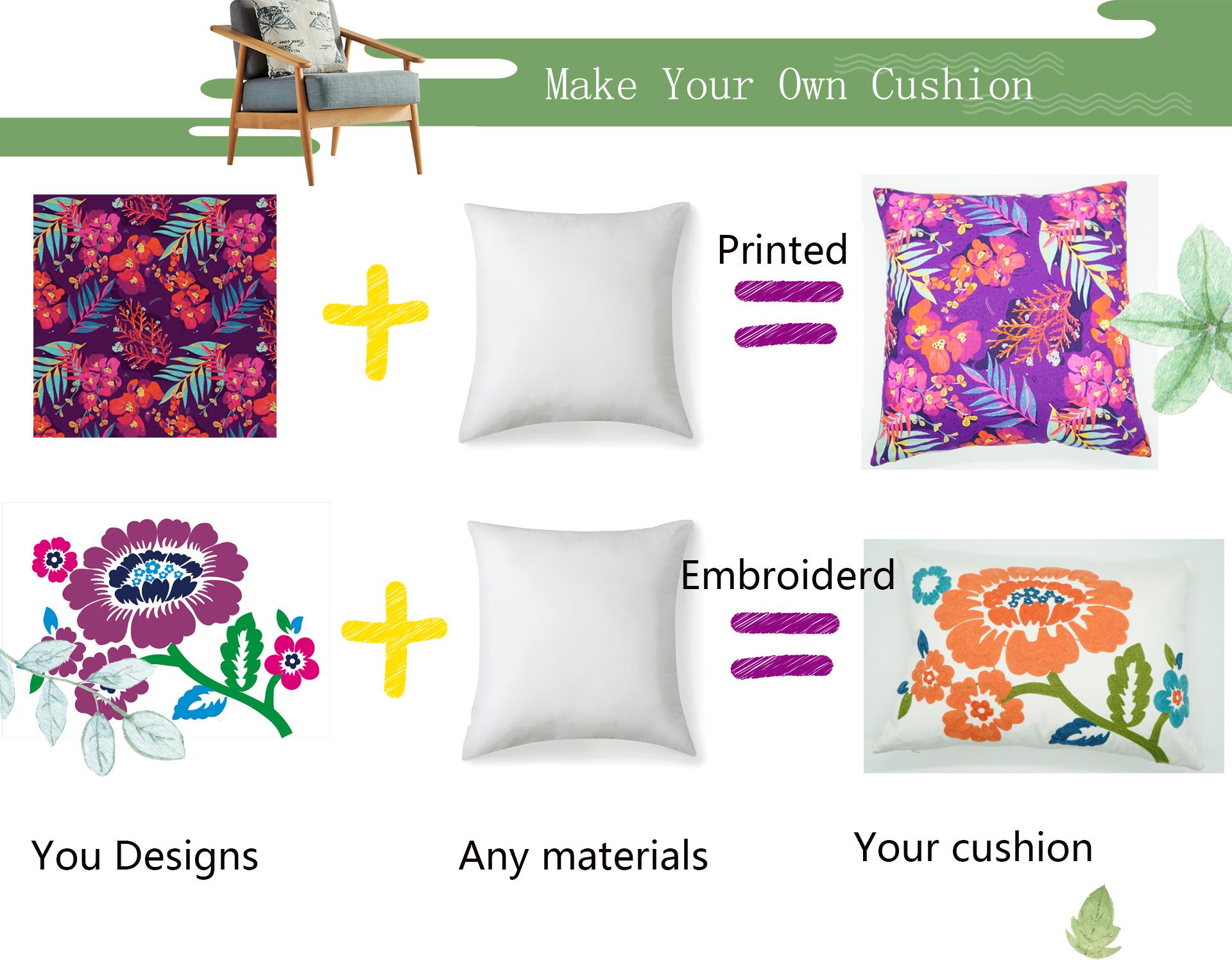 Nuovo prodotto colorato luminoso cuscino in poliestere indiano cuscino copre