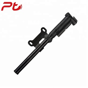 High Quality Mini Alloy Bicycle Pump Small High Pressure Hand Cycling Air Pump