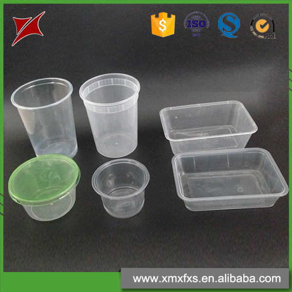 Most stylish disposable blister pet plastic fruit cups container