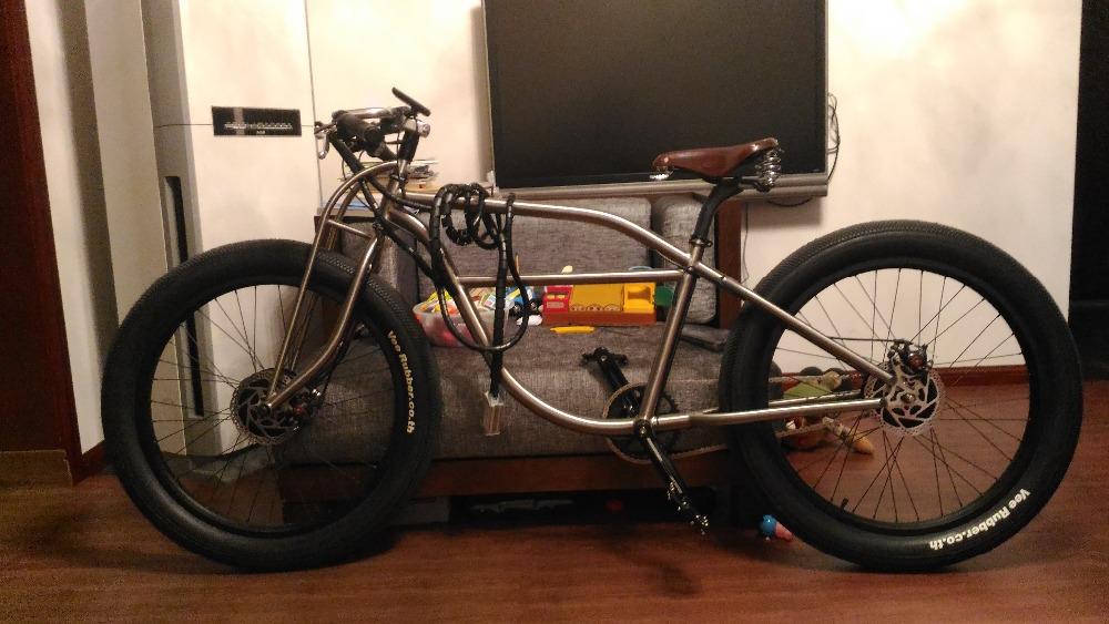 Catálogo de fabricantes de Bastidores Para Bicicletas Cruiser de ...