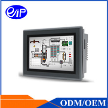 7 inch HMI ARM9 embedded low-power cpu linux system industrial touch screen panel pc