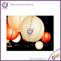 k5686 wedding make paper hanging outdoor candle lantern