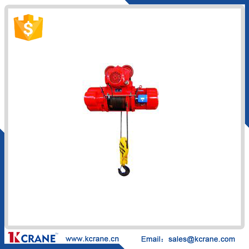 Single phase Wire Rope Mini PA Type Electric Hoist