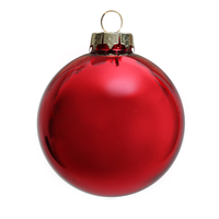 Hot Sell Christmas Ornaments Xmas Tree Decoration Glass Ball
