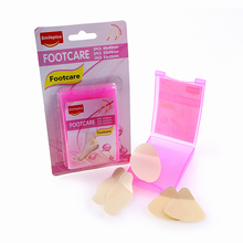 High Quality Useful Medical Hydrocollid Heel Pad Foot Care Plaster