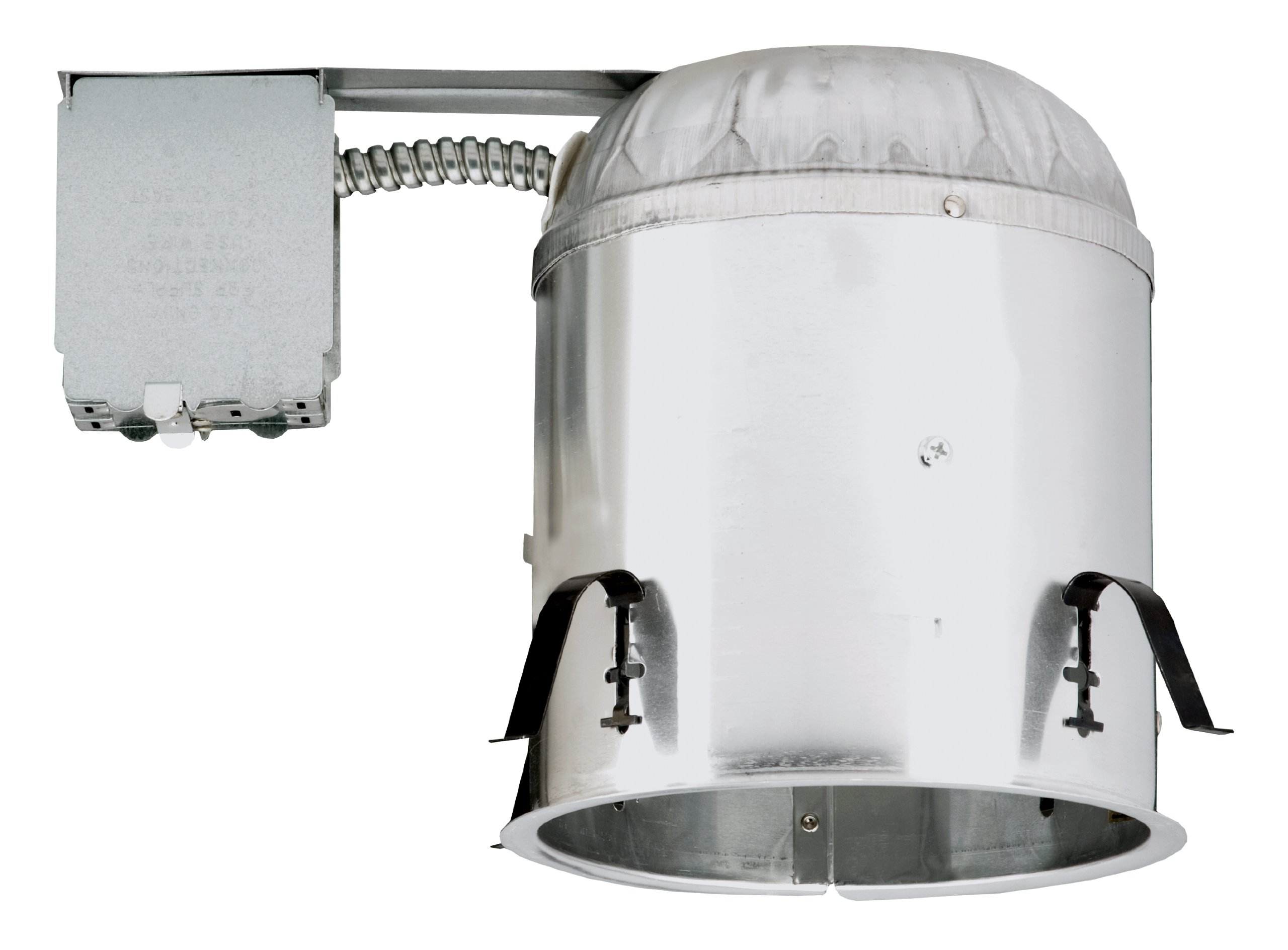 NICOR Lighting 6-Inch IC Rated Line-Voltage Airtight Remodel Housing (17003AR)