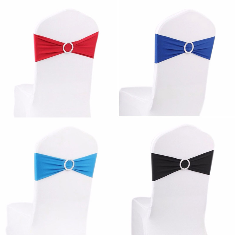 Online Get Cheap Black Spandex Chair Covers Wholesale