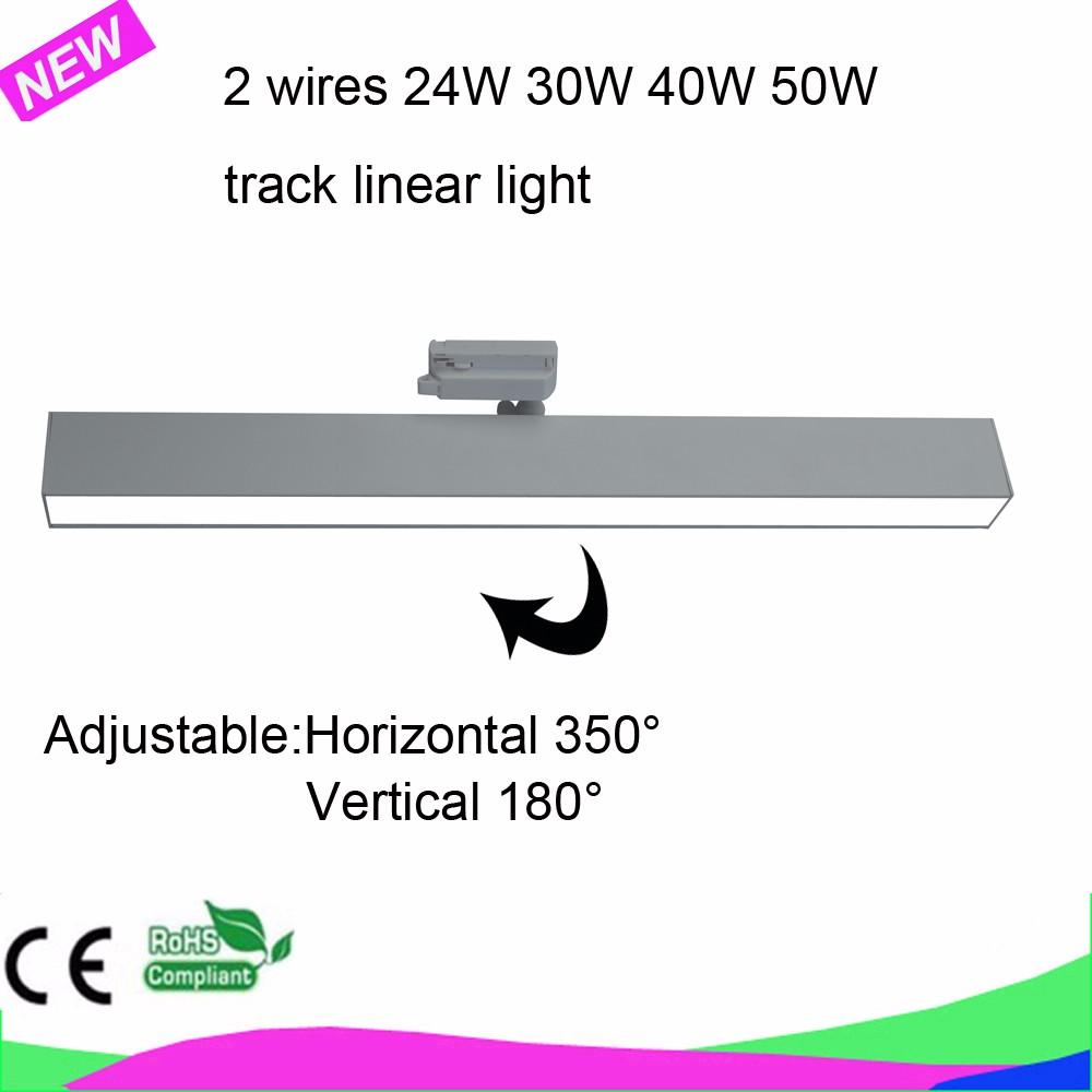 Single Phase Led : Phase w led track linear light buy