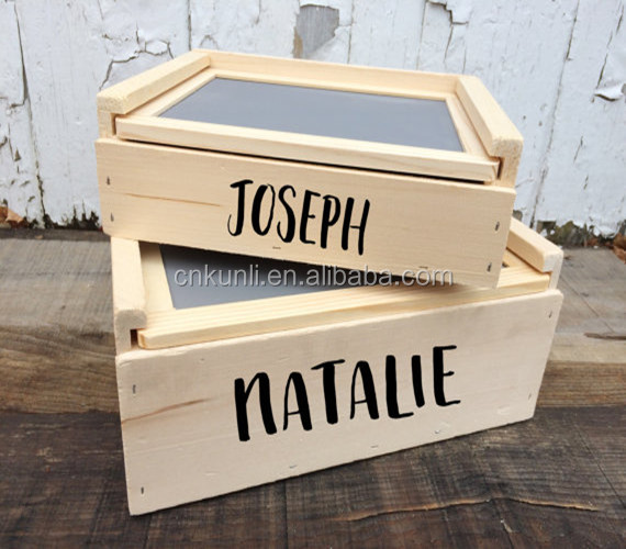 Superbe Chalkboard Storage Box, Chalkboard Storage Box Suppliers And Manufacturers  At Alibaba.com