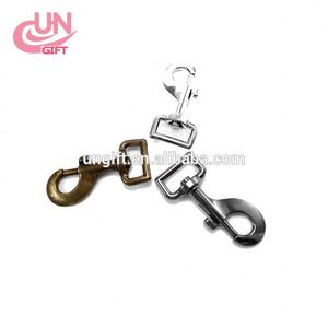 Heavy Duty 25 mm 1 Metal Dog Lead Snap Hook Trigger Clip Swivel Clasp