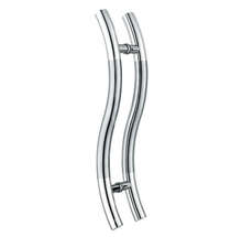 JHD-6067 304ss brushed nickel hardware for door