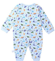 Hot sale baby boy dress clothes romper with 100% cotton