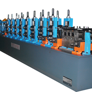 LW1000-12mm Water down pipe making machine/Square pipe making machine