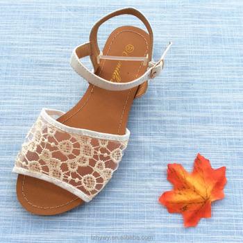 52d8d2655e7 2018 Latest designed new trending style women fancy sandal PU Ladies shoes  wholesale hot sell
