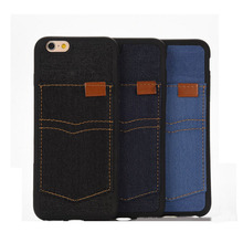 High quality luxury pu leather cell phone case