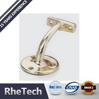 Foshan factory high quality brass handrail bracket