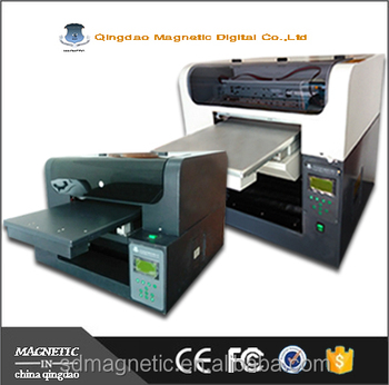 digital t shirt printer inkjet canvas printing machine for sale