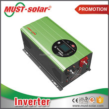 Inverter solare 120 v dc ad ac power inverter 4000 watt onda sinusoidale pura power inverter