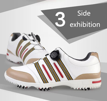 Cheap Price Cool Man Golf Sport Shoes