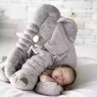soft pillow plush infant toy baby stuff doll soft toy gifts elephant baby toys
