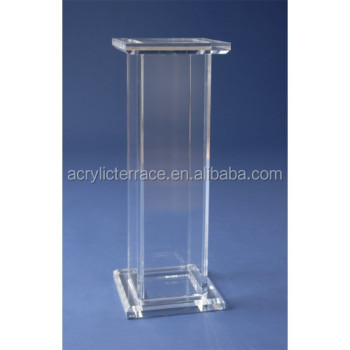clear acrylic column s140306126 buy acrylic column plexiglass columns perspex display column. Black Bedroom Furniture Sets. Home Design Ideas