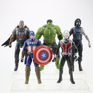7pc Marvel Legends Action Figure Pop Toys For kids