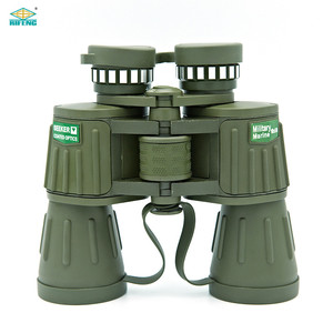 10x50/60x50 optics lens military binoculars for travel long distance range field glasses ultra wide angle telescope