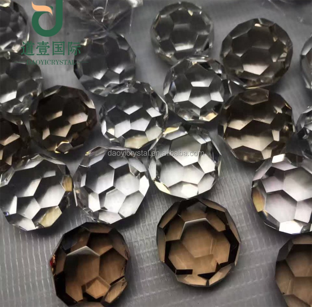 Wholesale very clean natural clear balls home decoration crystal balls