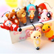 Cute cartoon mouse cat owl duck small animal stylus pen for touch screen