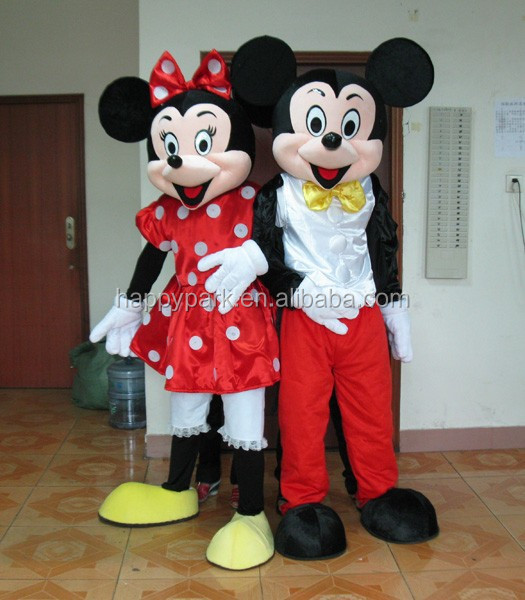 cheap mickey the mouse mascot costume