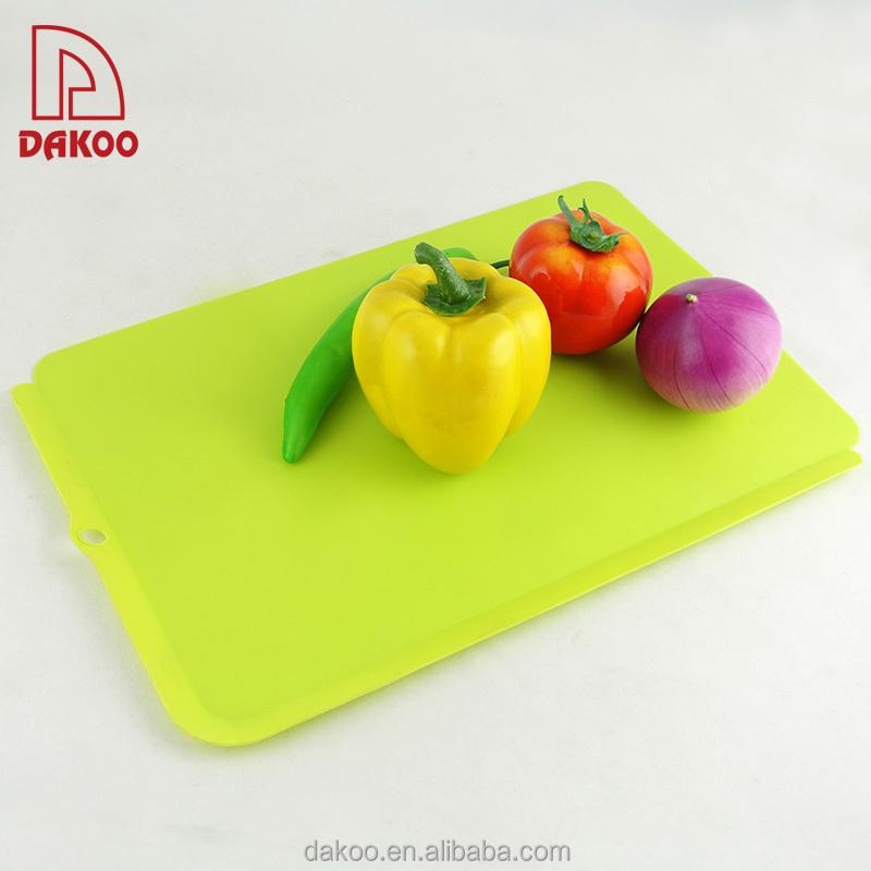 Cocina creativa verde ultra fino plástico tabla de cortar-Tablas ...