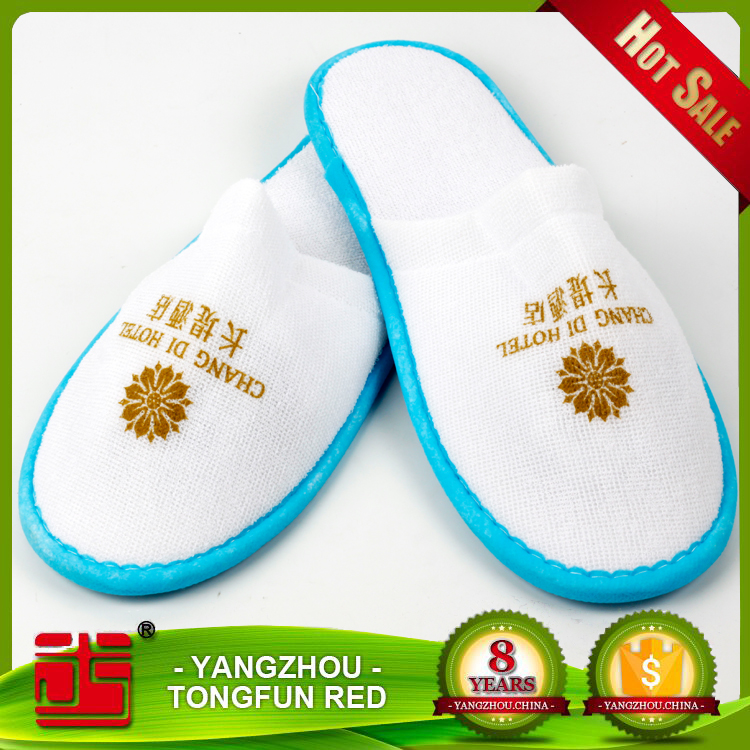 Disposable Hotel Slippers Custom Made Motel Pull A Fluffy Bath Slippers
