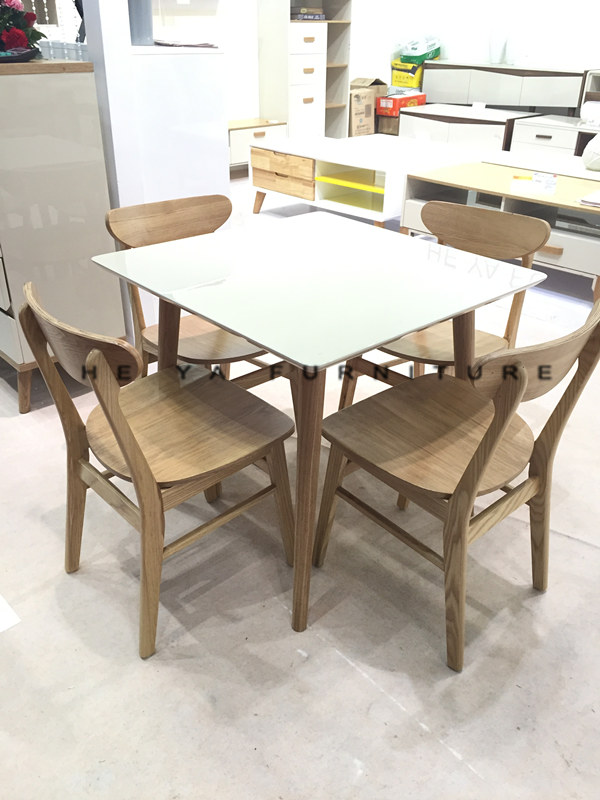 4 Seater Wood Dining Table Suppliers And Manufacturers At Alibaba