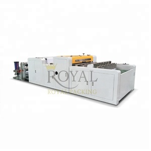 RYQJ A3 A4 Paper Making Machine paper cutting machine