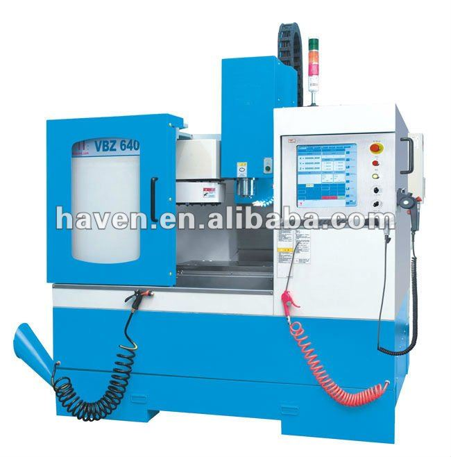 CNC Milling machine and Vertical maching center