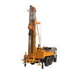 crawler bore hole surface DTH drill rig machine for granite