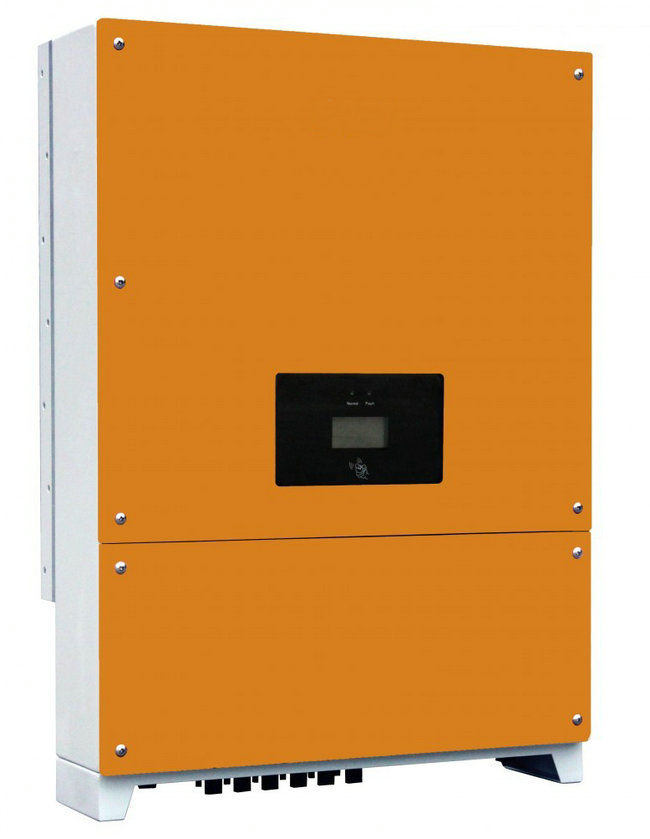 on grid pv powered wifi RS485 remote communication inverter for solar system