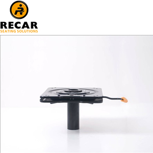 All seat turntables can be installed underneath the vehicle's original seat to allow the seat to swivel.