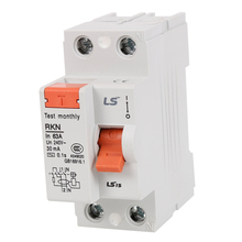 Electrical switch 32 amp rccb Residual Current Circuit Breakers