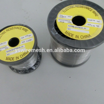 electric heating resistance wire for e-cigs