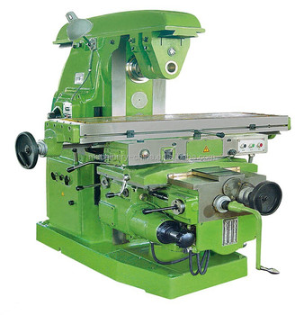 Horizontal Milling Machine >> Universal Knee Type Horizontal Milling Machine X6132 Model Buy