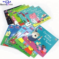 Print Children Activity Book Children Book Printing Book for Children