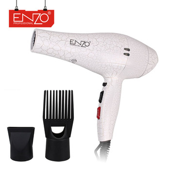 ENZO Wholesale Custom Powerful Dc Motor salon Professional Salon comb commercial hair dryers