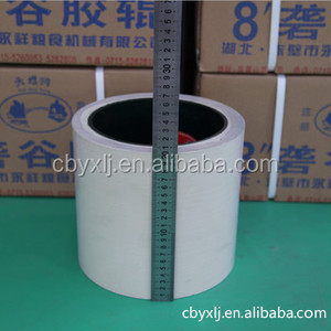 8 inch NBR rice huller rubber roller