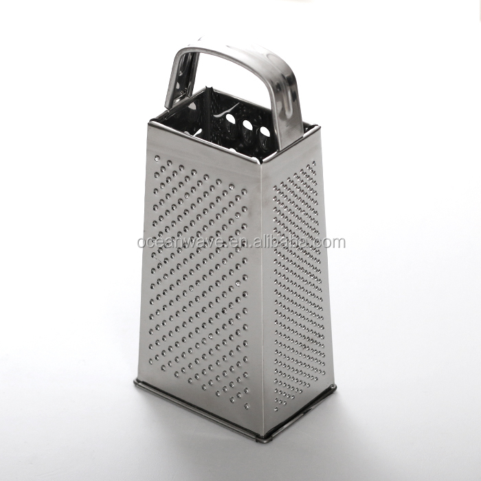 Stainless steel electric parmesan cheese grater and slicer for kitchen gadgets