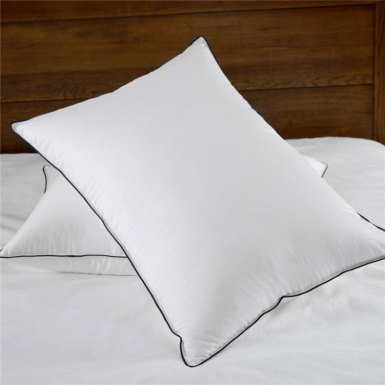 Good Quality Customized Hotel Microfiber Down Pillow